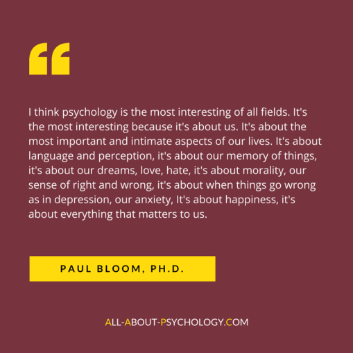 paul-bloom-psychology-quote